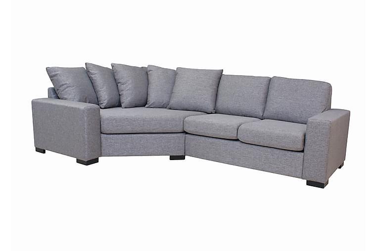 BERGSVALLEN U-soffa Grå - Möbler & Inredning - Soffor - U-soffor