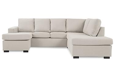 NEW YORK U-soffa Small Divan Vänster Beige