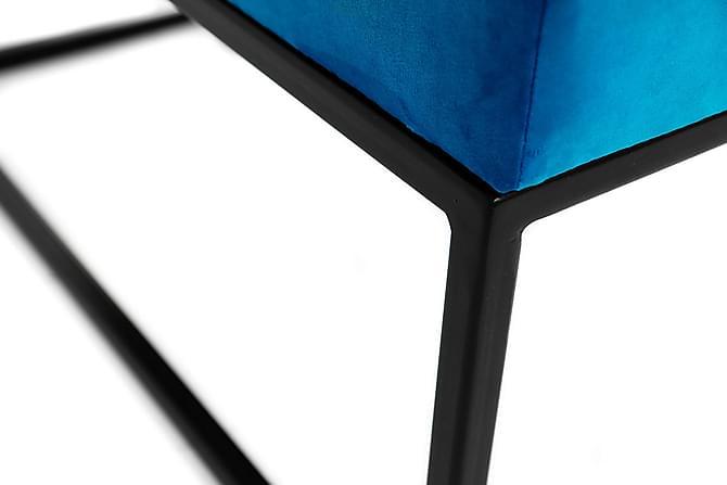 SEGO Sittpuff 80x35x42 cm - Gul - Möbler & Inredning - Fåtöljer & fotpallar - Sittpuff