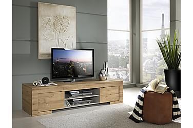 AZZONE TV-bänk 190 Trä/Natur