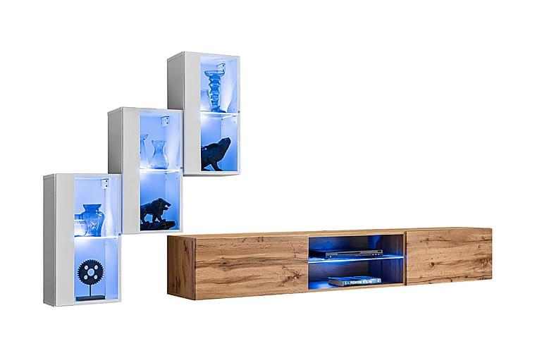 SERACH TV-möbelset + LED - Möbler & Inredning - Mediamöbler - Tv-möbelset