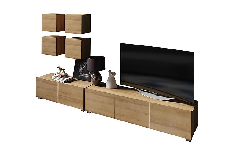 TRACEY TV-möbelset - Flerfärgad - Möbler & Inredning - Mediamöbler - Tv-möbelset