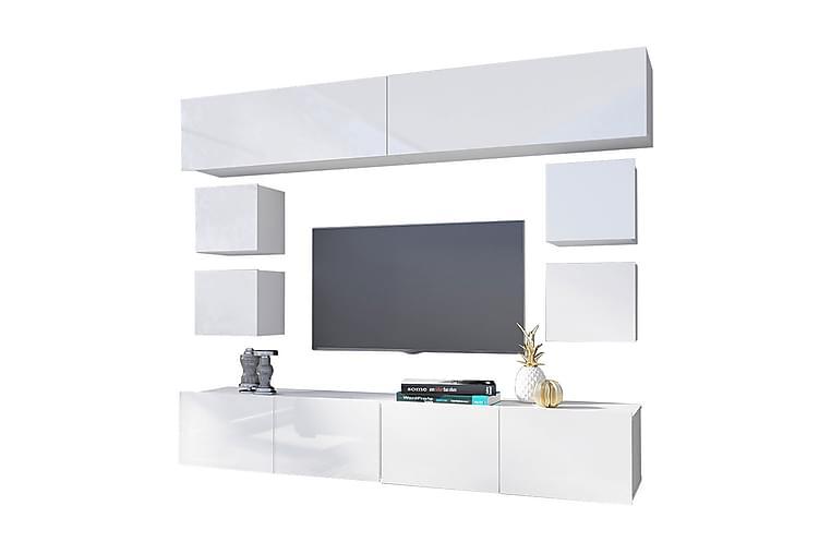 TRACEY TV-möbelset - Vit - Möbler & Inredning - Mediamöbler - Tv-möbelset