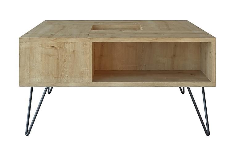 LORD Avlastningsbord Brun/Svart - Homemania - Möbler & Inredning - Bord - Avlastningsbord