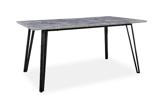 SWEETPO Matbord Grå - Möbler & Inredning - Bord - Matbord