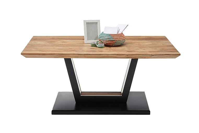 BAKERINK Soffbord 110 cm Trä/Natur - Möbler & Inredning - Bord - Soffbord