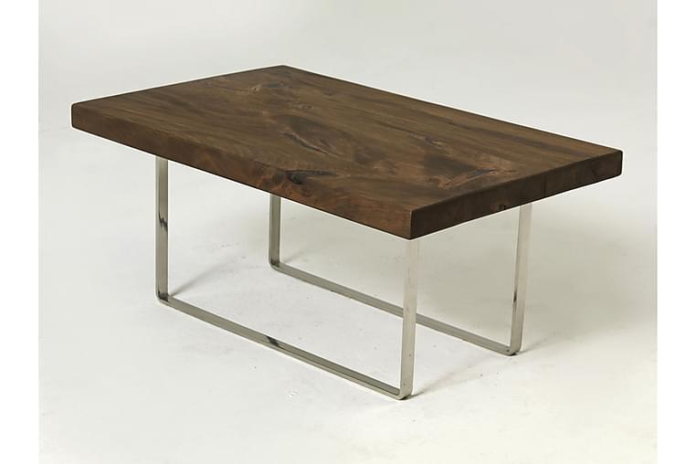 BAMBI Soffbord Trä/Grå - Trä/Grå - Möbler & Inredning - Bord - Soffbord