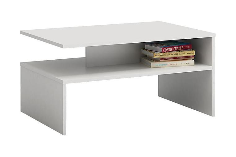 CORINNE Soffbord 90 Vit - Vit - Möbler & Inredning - Bord - Soffbord