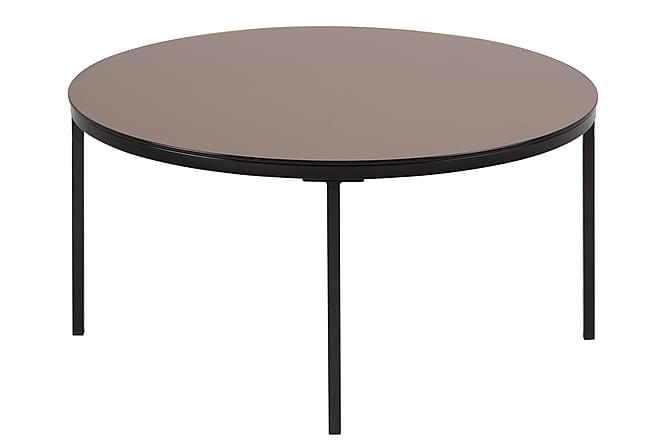 EVERS Soffbord Brons/Svart - Möbler & Inredning - Bord - Soffbord