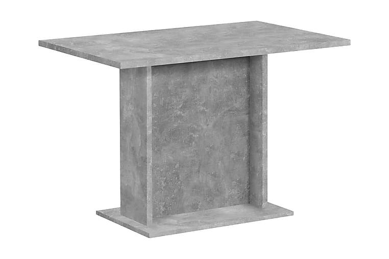 FMD Soffbord 110 cm betonggrå - Grå - Möbler & Inredning - Bord - Soffbord