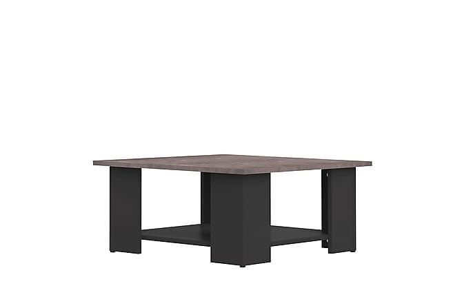 PRELOV Soffbord 67 Grå/Svart - Möbler & Inredning - Bord - Soffbord