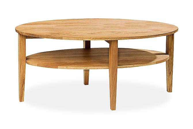 RAYMOND Soffbord 120 Oval Ek - Möbler & Inredning - Bord - Soffbord