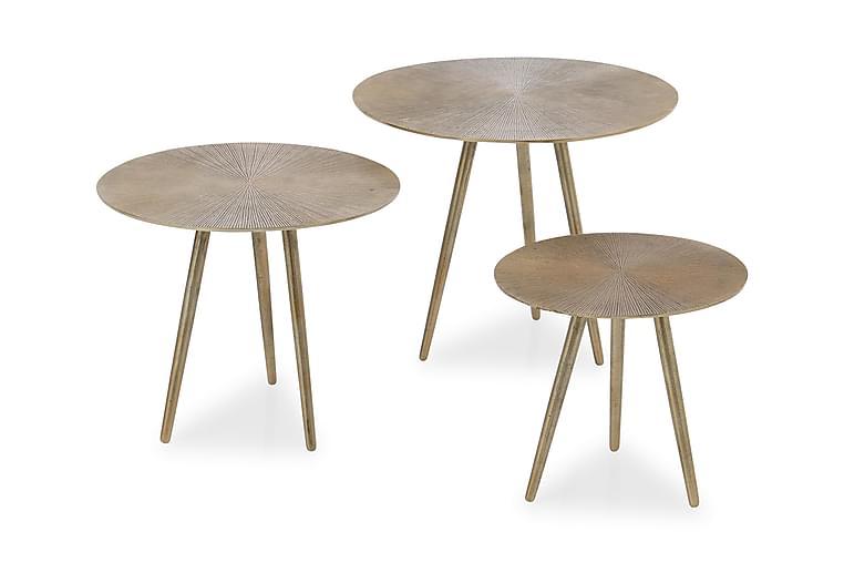 Satsbord 49 Stål - Möbler & Inredning - Bord - Soffbord