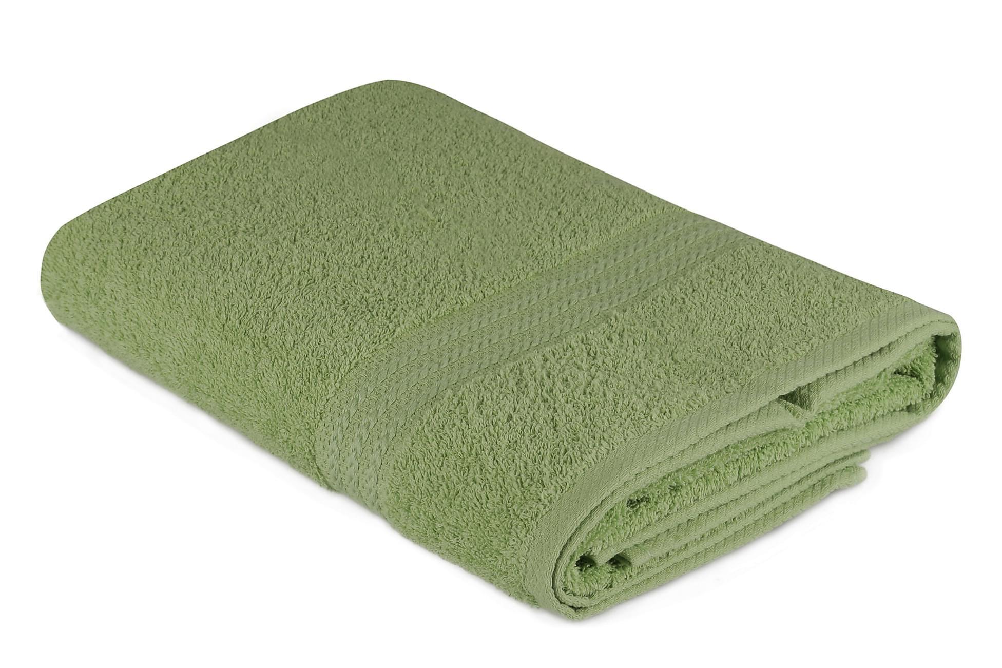 HOBBY Badhandduk 70×140 Grön