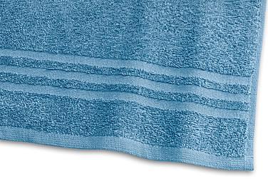 Basic Frotté 30x50 cm Mellanblå Borganäs