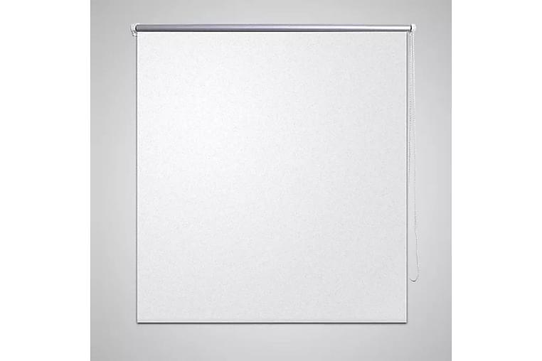 Rullgardin för mörkläggning 80x230 cm vit - Vit - Möbler & Inredning - Inredning - Gardiner & gardinupphängning