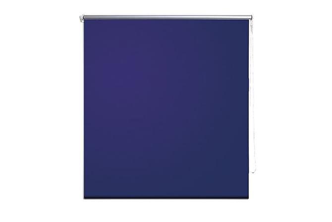 SHEELA Mörkläggande Rullgardin 60x120 Marinblå - Utemöbler - Trädgårdstillbehör - Presenningar
