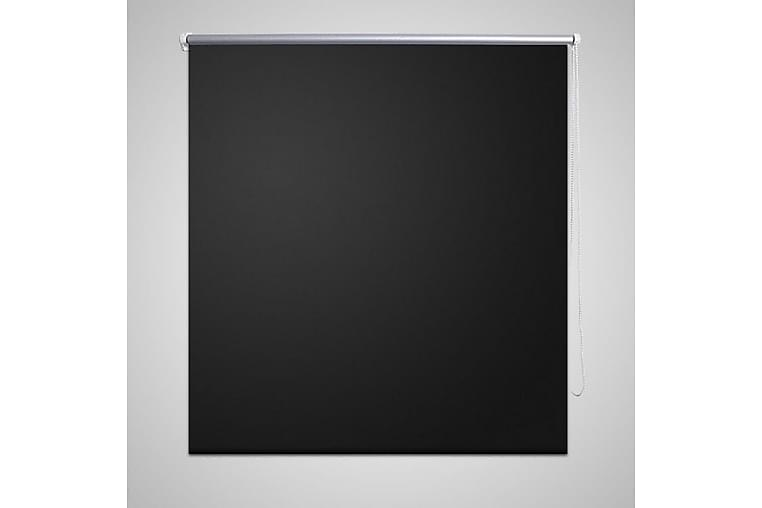 Rullgardin svart 160x175 cm mörkläggande - Svart - Möbler & Inredning - Inredning - Gardiner & gardinupphängning