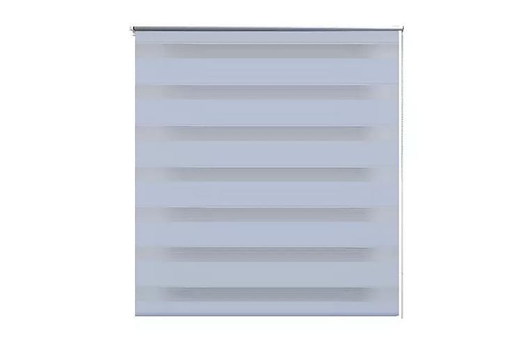 Rullgardin Zebra 50x100 cm vit - Vit - Möbler & Inredning - Inredning - Gardiner & gardinupphängning