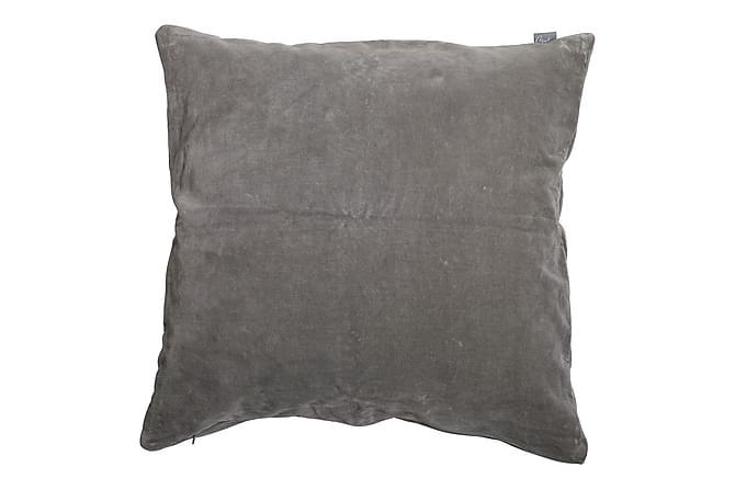 PALLAS Kuddfodral 50x50 Ljusgrå - Inomhus - Sängar - Sängkläder
