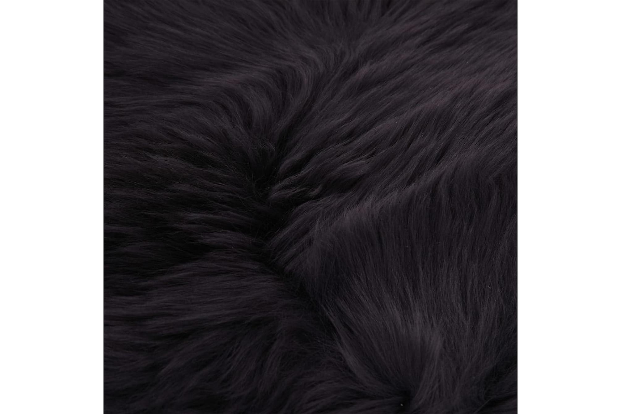 Fårfäll 60×180 cm mörkgrå