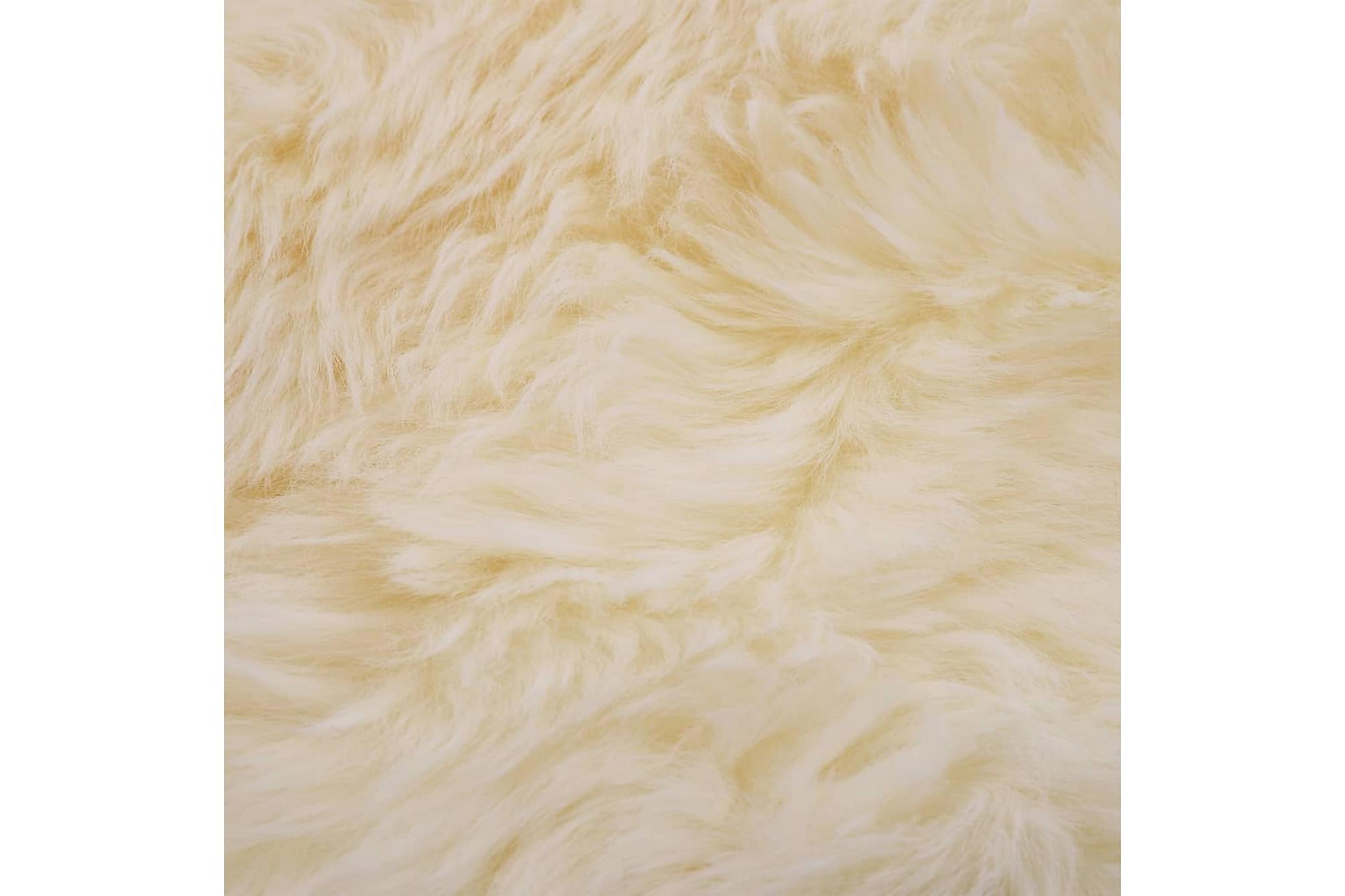 Fårfäll 60×180 cm vit