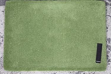 DEANE Handflätad Matta 140x200 Grön
