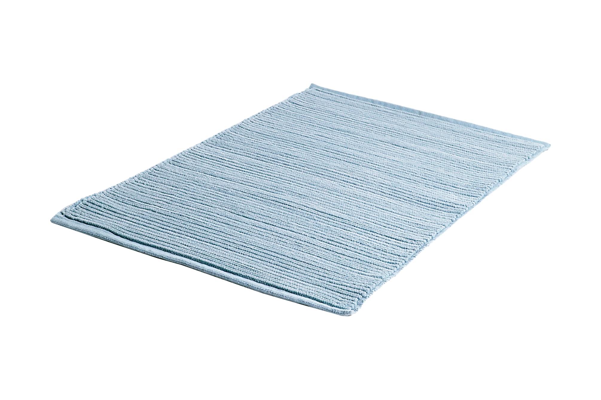 RIBB Bomullsmatta 60×90 Blå