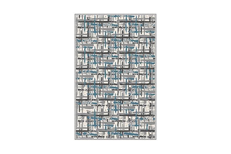 HOMEFESTO Matta 100x150 cm Multifärgad - Textilier & mattor - Mattor - Modern matta - Friezemattor