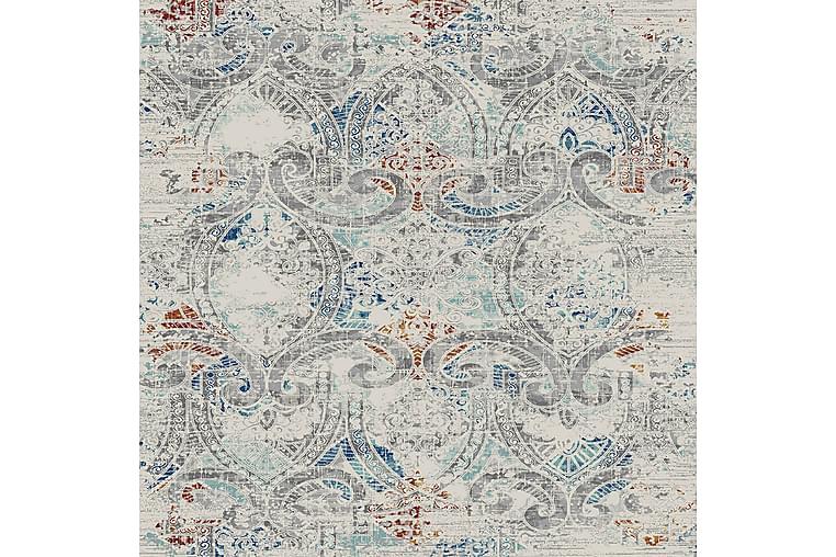 HOMEFESTO Matta 120x180 cm Multifärgad - Möbler & Inredning - Mattor - Wiltonmattor