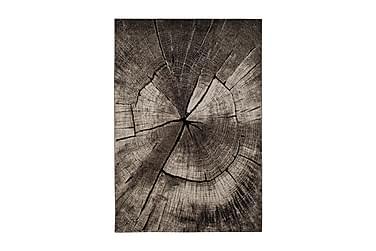 MENDY Friezematta 133x190 Tree Grå