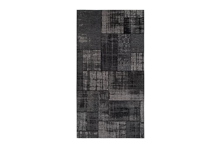 STRACCIATELLA Matta 80x300 cm Mörkgrå - Möbler & Inredning - Mattor - Wiltonmattor
