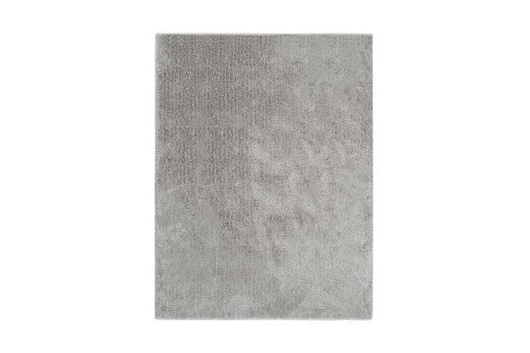 Shaggy matta 80x150 cm grå - Grå - Möbler & Inredning - Mattor - Ryamattor