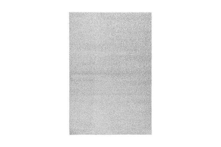 TESSA Matta 133x200 cm Ljusgrå - Möbler & Inredning - Mattor - Ryamattor