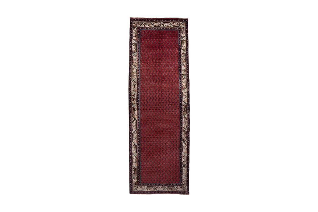 Handknuten Persisk Matta 110x326 cm Röd/Beige - Möbler & Inredning - Mattor - Orientaliska mattor