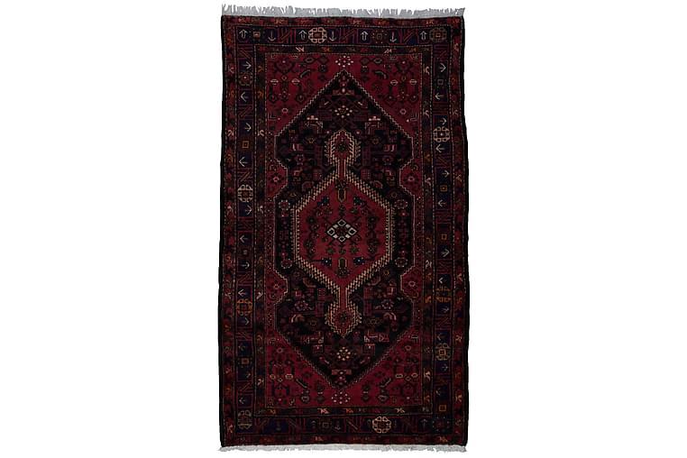 Handknuten Persisk Matta 150x370 cm Kelim Röd/Mörkblå - Möbler & Inredning - Mattor - Orientaliska mattor