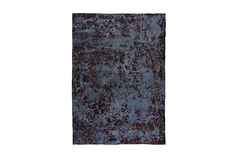 Handknuten Persisk Matta 180x208 cm Vintage  Blå/Röd - Textilier & mattor - Mattor - Orientaliska mattor