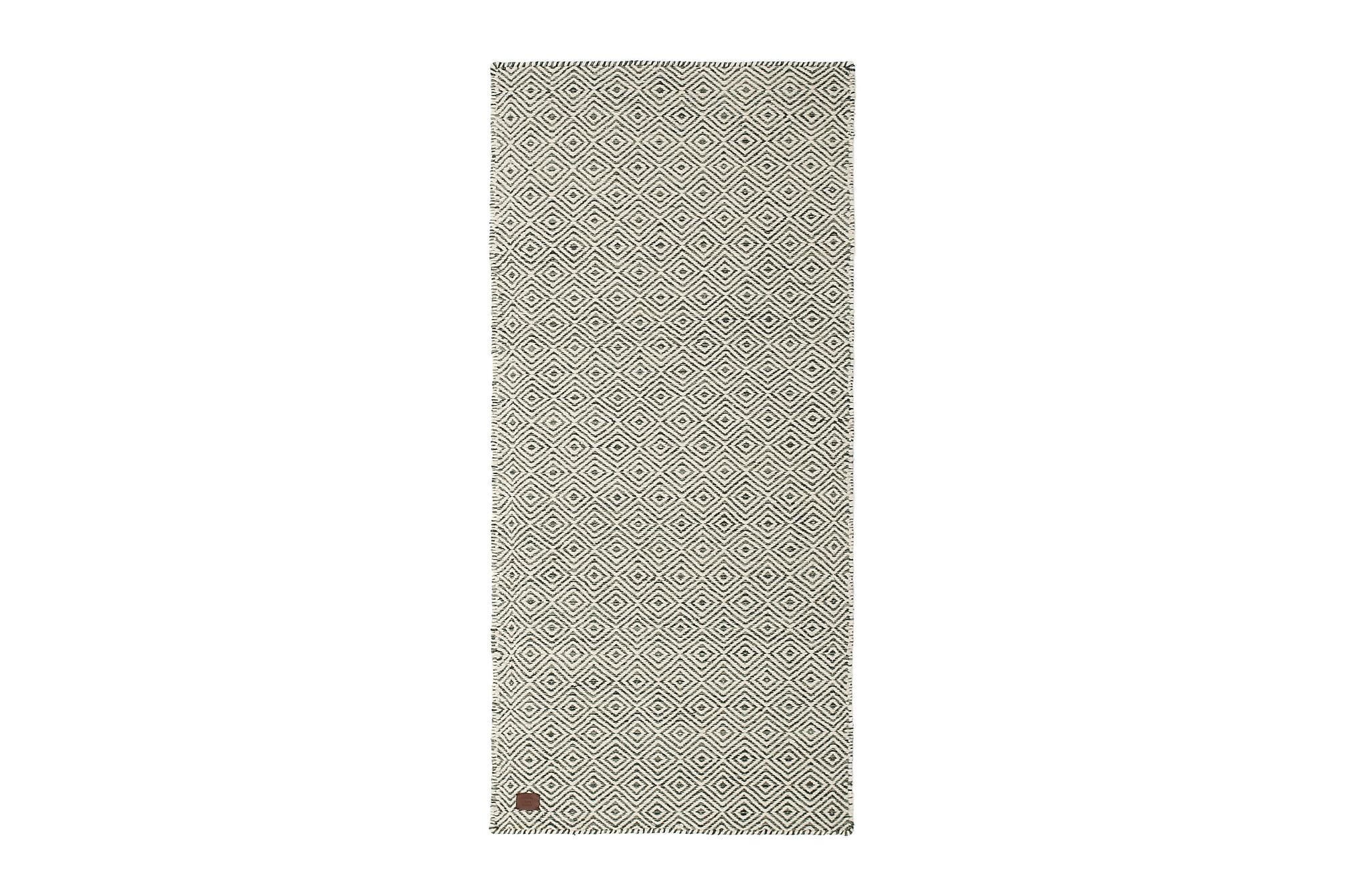 NOIR Ullmatta 80×180 Olivgrön