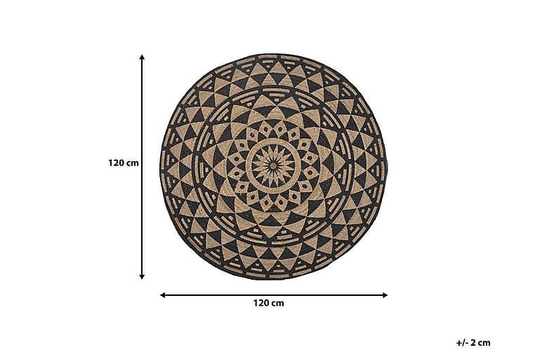 ALAKIR Matta 120 120 - Möbler & Inredning - Mattor