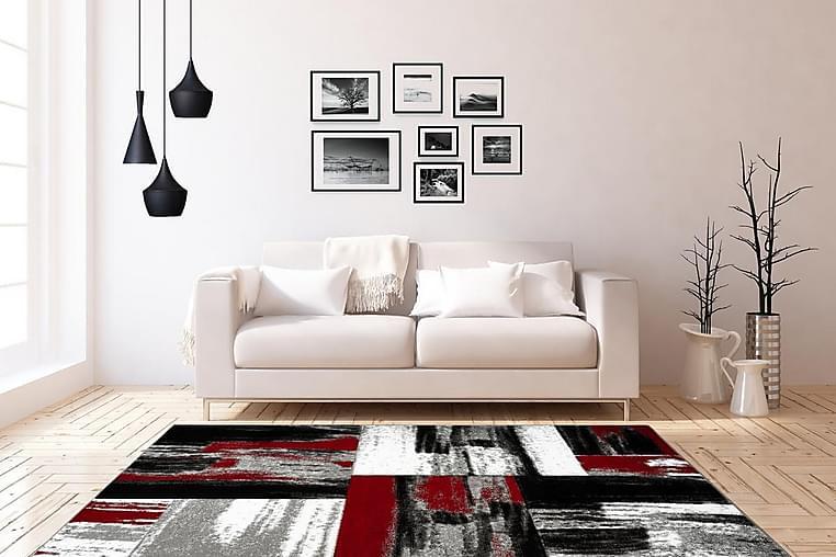 ATTISHMEE ROSEAU Matta 80x150 cm Röd - D-Sign - Möbler & Inredning - Mattor - Små mattor