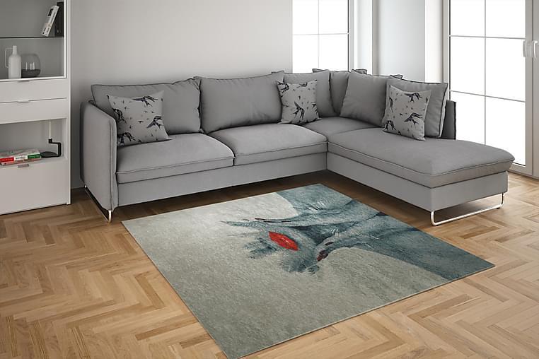 CATONSVILLE Matta 160x230 cm Flerfärgad - Möbler & Inredning - Mattor - Stora mattor