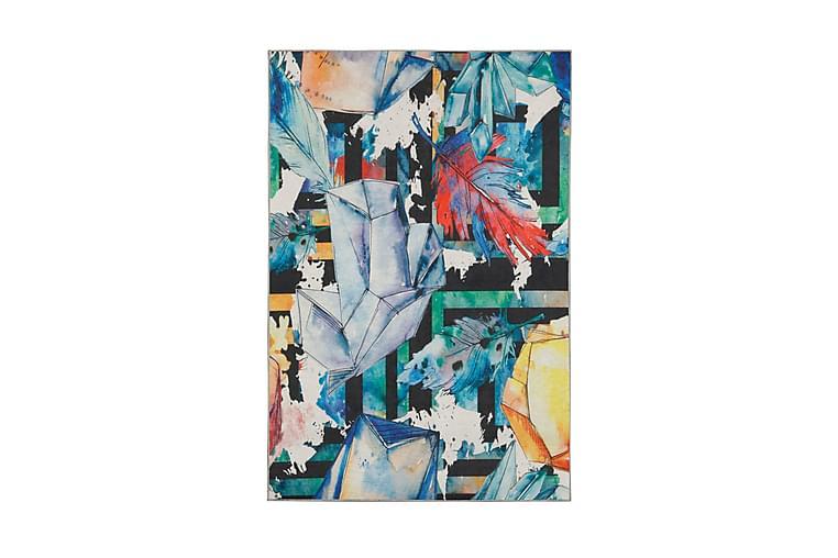 GALLMAN Matta 80x150 cm Flerfärgad - Möbler & Inredning - Mattor - Små mattor