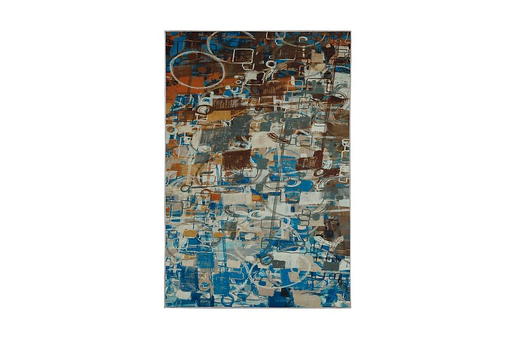 HERLEIF Matta 160x230 cm Flerfärgad - Möbler & Inredning - Mattor - Stora mattor