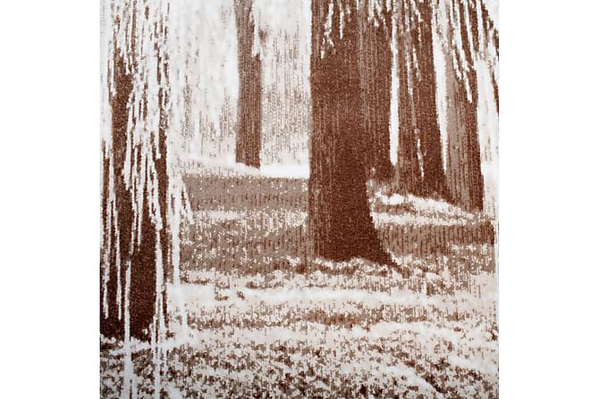 HILDY Matta 160x230 Tree Brun - Inomhus - Mattor - Stora mattor