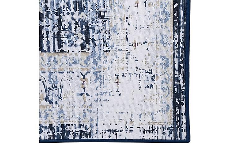 Matta flerfärgad 80x150 cm tyg - Flerfärgad - Möbler & Inredning - Mattor