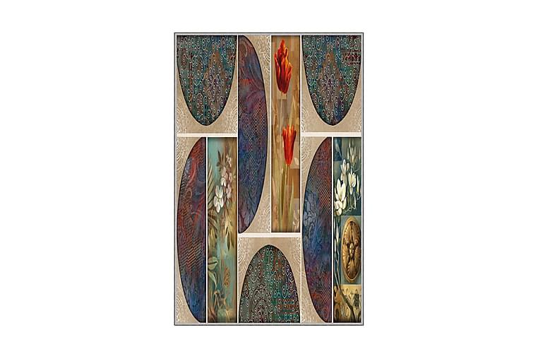 TENZILE Matta 160x230 cm Flerfärgad - Möbler & Inredning - Mattor - Stora mattor