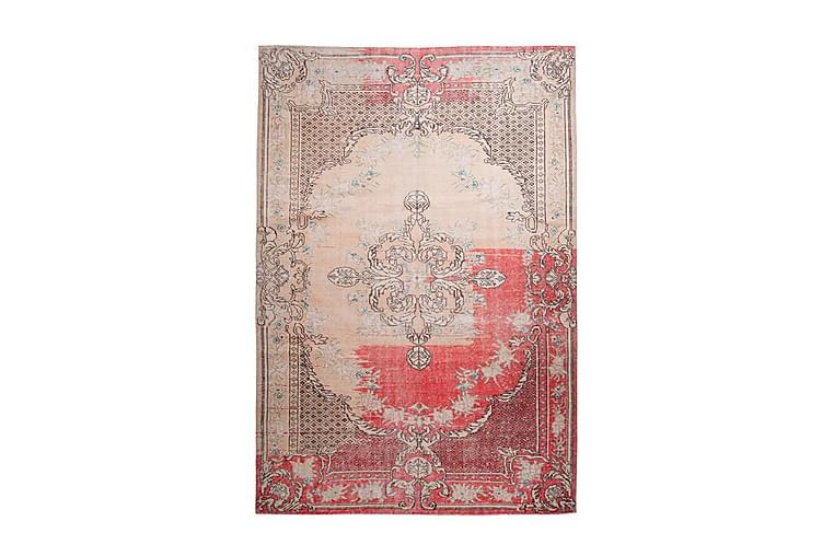 VINTAGE NAH Matta 160x230 cm Röd - D-Sign - Möbler & Inredning - Mattor - Stora mattor