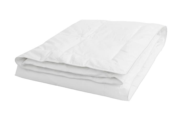 CLEORA Täcke Vitt Sval 150x210 - Möbler & Inredning - Sängar - Sängkläder