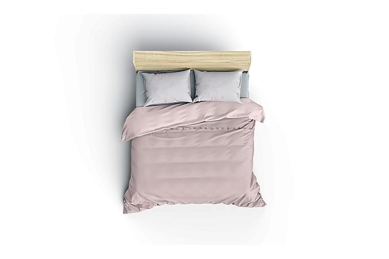 COTTON BOX RANFORCE Bäddset Aprikos - Möbler & Inredning - Sängar - Sängkläder