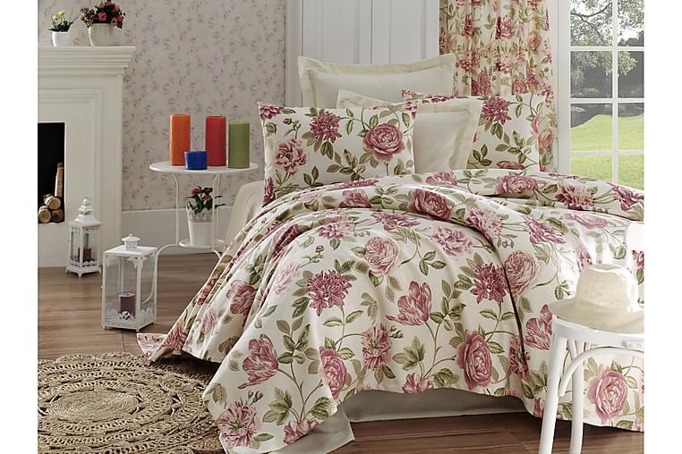 ENLORA HOME Överkast 160x235 Rosa - Möbler & Inredning - Sängar - Sängkläder